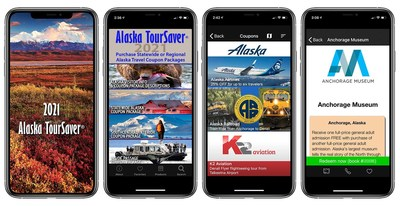 Visit Alaska's National Parks and Reap Exclusive Savings with Alaska TourSaver App