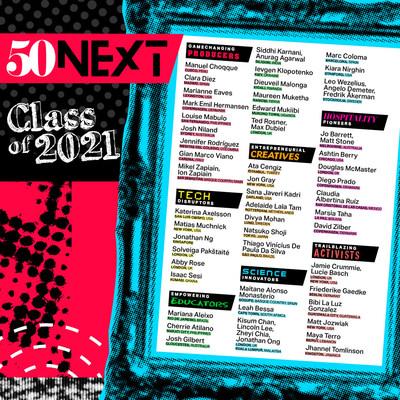 50 Best desvela 50 Next, una lista global de jóvenes que están moldeando el futuro de la gastronomía