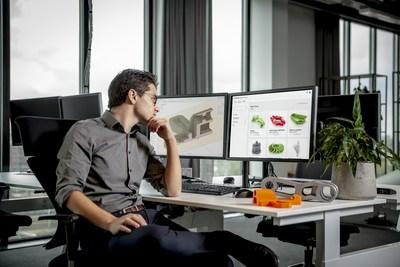 Ultimaker se transforma en una plataforma empresarial