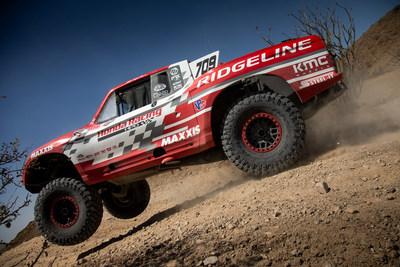 Honda Ridgeline se lleva la victoria de su clase en San Felipe 250