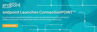 endpoint lanza ConnectionPOINT™, un programa colaborativo diseñado para impulsar resultados acelerados y avanzar la medicina a través de la interconexión de tecnologías eClinical de última generación
