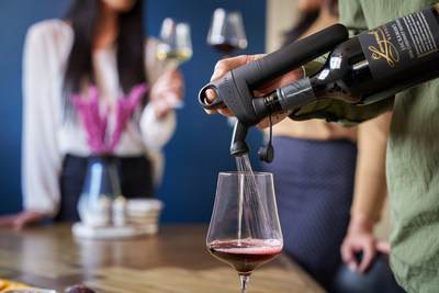 Coravin, Inc. Launches Pivot Wine Preservation Series and New Pivot+ Extension