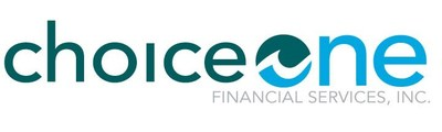 ChoiceOne Financial Reports First Quarter 2021 Results