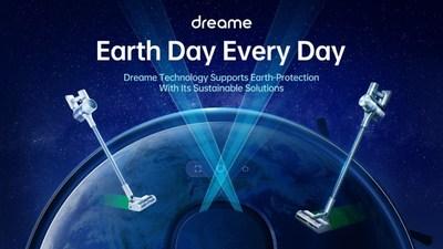 Día de la Tierra 2021: Dreame continúa las iniciativas de protección de la Tierra con sus soluciones sostenibles