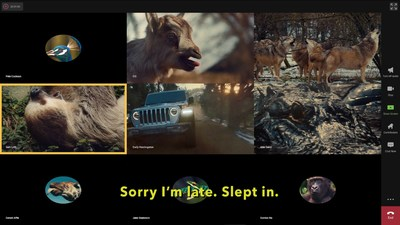 Jeep® Brand Debuts 'Earth Odyssey: Video Conference Call' Across Social Media Channels to Celebrate Earth Day and Arrival of the New 2021 Jeep Wrangler 4xe