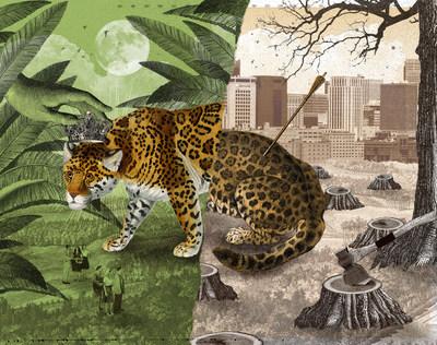 Tras los pasos del Jaguar: GQ México y Latinoamérica se adentró en la selva de Campeche, la casa del gran felino Americano.
