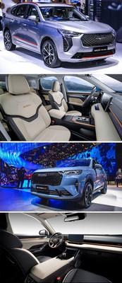 Se presentan en Auto Shanghai 2021 dos productos estrella de HAVAL