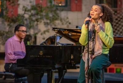 El International Jazz Day 2021 finaliza con un concierto espectacular lleno de estrellas