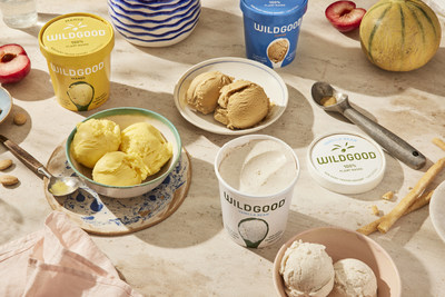 Dairy is Out. Extra Virgin Olive Oil is In. Wildgood Non-Dairy Ice Cream Launches Nationally