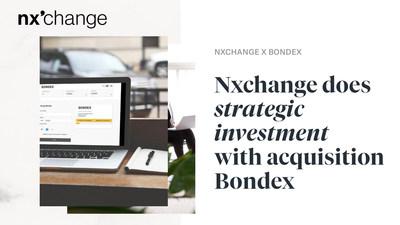 Nxchange adquiere el mercado privado basado en blockchain, Bondex