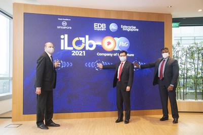 P&G lanza iLab 2021 en asociación con el EDB de Singapur