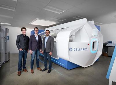 Cellares consigue 82 millones de dólares para financiar las terapias celulares