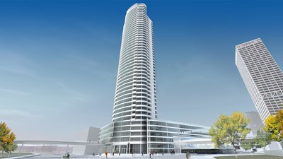 MidHudson Provides $24.5 Million in Preferred Equity for Trophy 322-Unit Couture Tower in Milwaukee