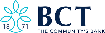 BCT-The Community's Bank Announces Addition of Experienced SBA Lending Team