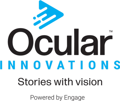 Ocular Innovations, Powered by Engage™, Launches Exclusive Ophthalmology Video Content for Patient-Facing Ophthalmology Solution Delivering Content Rich Touchpoints Through Frictionless Mobile Experience