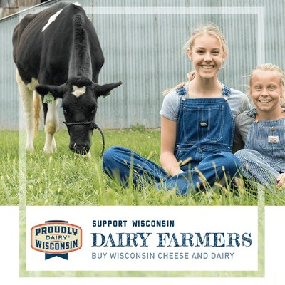 Support Wisconsin Dairy Farmers During National Dairy Month
