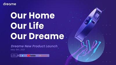 Dreame transmitirá en vivo el lanzamiento de sus electrodomésticos inteligentes para el hogar