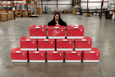 Berkley launches Fulfillment Queen division to support working women and moms while simplifying the fulfillment process for customers.