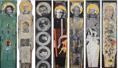 Destacada colección de arte sirio que resalta las aportaciones culturales del país - Arte Arta Gallery