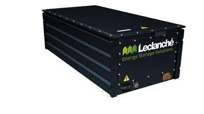 Leclanché proporcionará tecnología avanzada de baterías para el proyecto de locomotoras de hidrógeno de Canadian Pacific