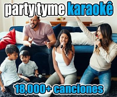 Sybersound anuncia el lanzamiento mundial de sus canales online de transmisión lineal en vivo Party Tyme Karaoke a través del servicio WhaleLive de ZEASN