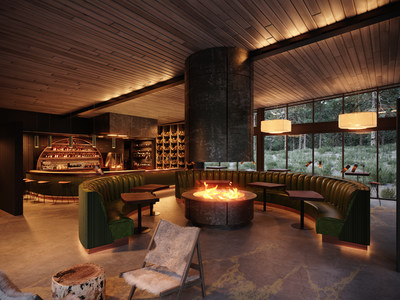 Introducing the Social Haus at the green o: A Culinary Experience in the Heart of the Montana Woodlands