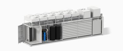 Enapter prepara el AEM Multicore para su lanzamiento en 2022