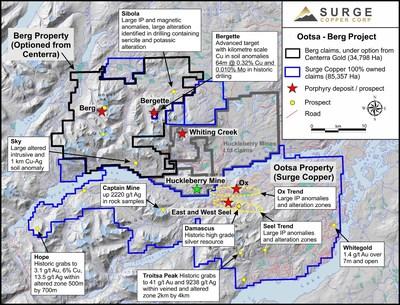 Surge Copper anuncia los planes de exploración para 2021
