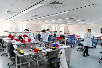 Sagentia Innovation obtiene acreditación para fabricación de dispositivos médicos