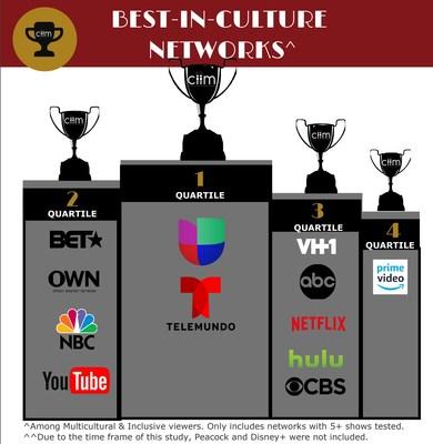 La mayoría de los programas de televisión no logran conectarse con los públicos diversos
