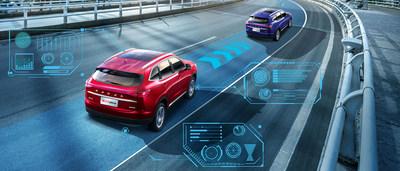 Los nuevos vehículos de GWM construidos sobre L.E.M.O.N. DHT llevan a cabo su presentación mundial