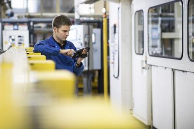 Mejor, más fiable, más respetuoso con el medio ambiente: Industria 4.0 en acción en BENTELER