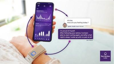 Gilles LITMAN, exvicepresidente de Salud Digital de Sanofi, se incorpora a la startup Remedee Labs