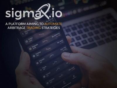Sigmax.io presenta un innovador bot de comercio que simplifica el comercio de arbitraje