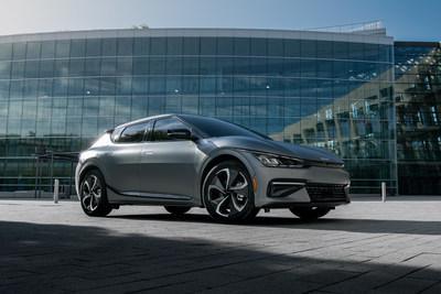 El nuevo crossover Kia EV6 marca el comienzo de una nueva era de emoci�n en la conducci�n el�ctrica