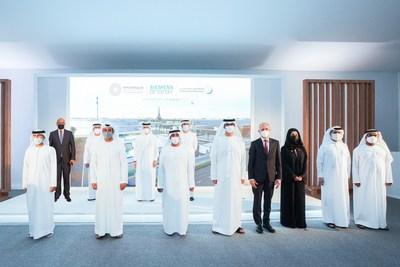 Dubái inaugura el proyecto Green Hydrogen, el primero de su tipo en MENA