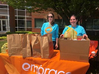Embrace Home Loans Celebrates 38th Birthday with Return of Charitable Orange Week