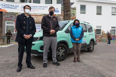 Beat apoyará con vacunación a domicilio y viajes con descuento, en alianza con Municipalidades de Puente Alto y La Pintana