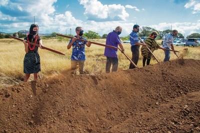 Groundbreaking Kicks Off Kalaeloa Master Plan Development