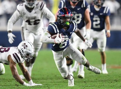 Ole Miss athletes win top college football and men's and women's basketball honors in Mississippi as part of 2021 C Spire Outstanding Player Awards
