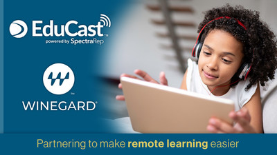 Winegard and SpectraRep Give Students Without Broadband Easier Access to Remote Learning