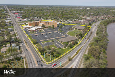 Long Term Care Company Offers Former Riverside Hospital at Auction in Wichita, KS