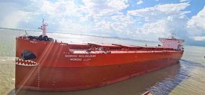 M/V Nordic Nuluujaak Delivered to Pangaea Logistics Solutions Ltd.