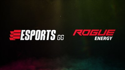 Esports Media Inc Announces Exciting New Partnership with Rogue Energy