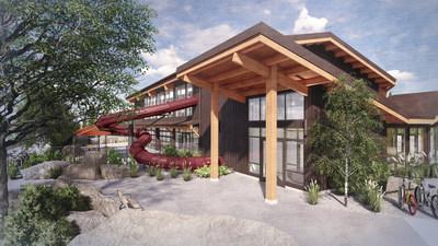 Sunriver Resort Opens Newly Expanded Aquatic Center