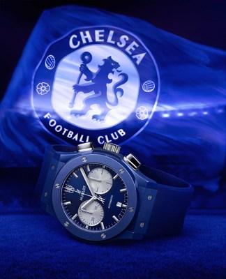 Hublot y Chelsea FC encabezan la UEFA Champions League