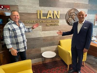 El emprendedor y filántropo mexicano, Isaac Assa, presidente de Fundación ILAN, viaja a Israel con el propósito de estrechar vínculos con Latinoamérica
