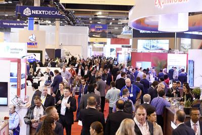 Gastech se celebrará en Dubái en el World Trade Centre de Dubái del 21 al 23 de septiembre de 2021