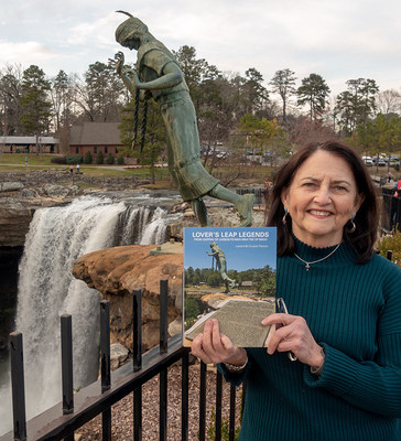 Visit a Lover's Leap on your Vacation--but Don't Jump! Award-winning New Book Reveals Locations of These Tragic, But Invented, Indian Legends
