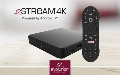 Evolution Digital Selected by TDS for Android TV Devices